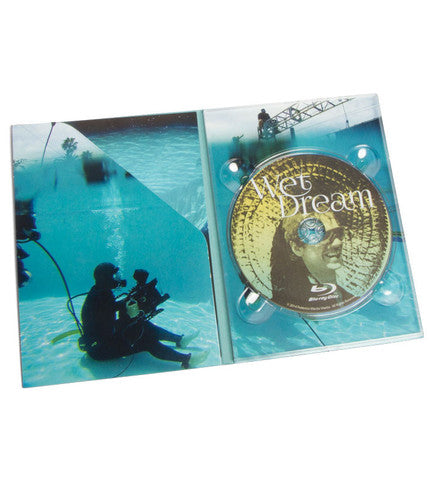 Girl Skateboards Wet Dream Blu-Ray DVD