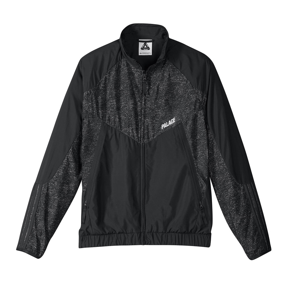 Palace x Adidas Printed Jacket in Black / White