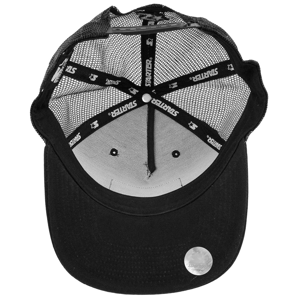 Dickies Brawley Mesh Cap in Black - Inside