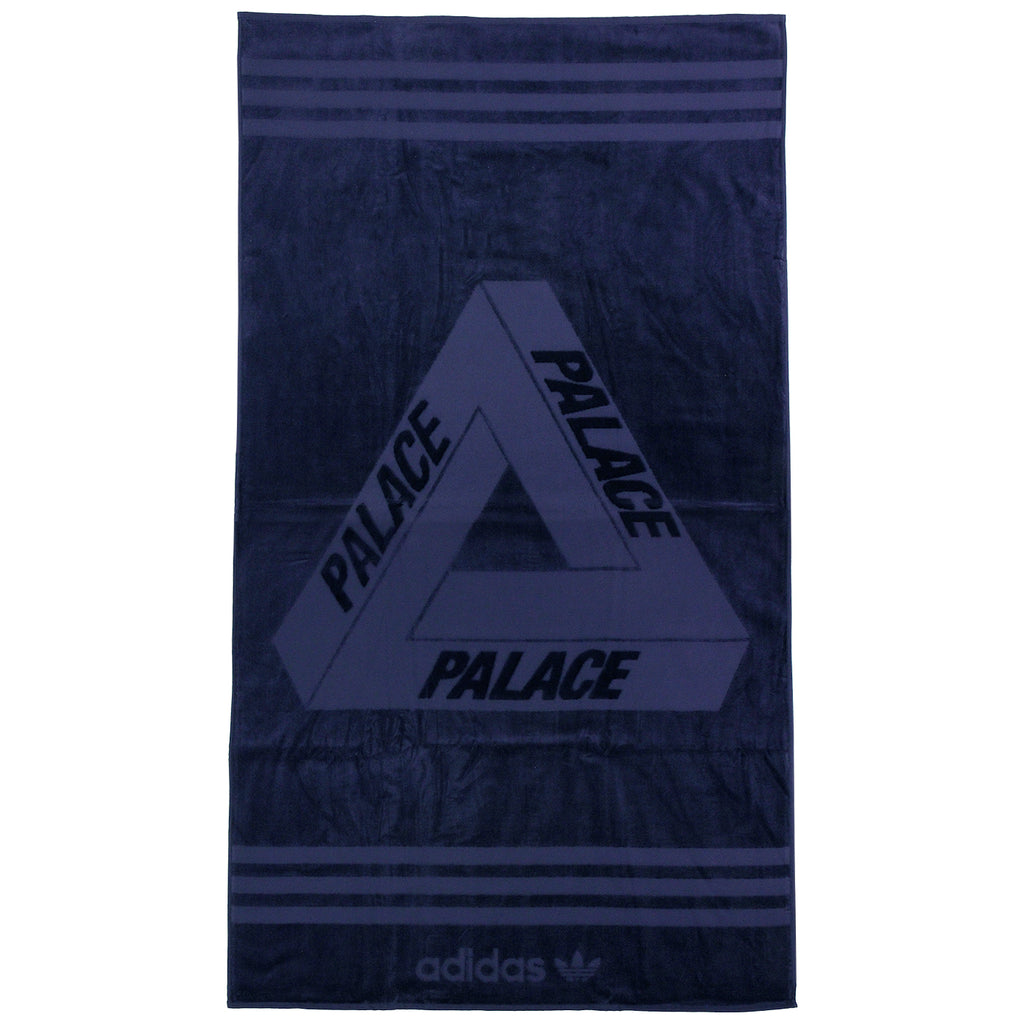 Palace x Adidas Palace Towel in Navy