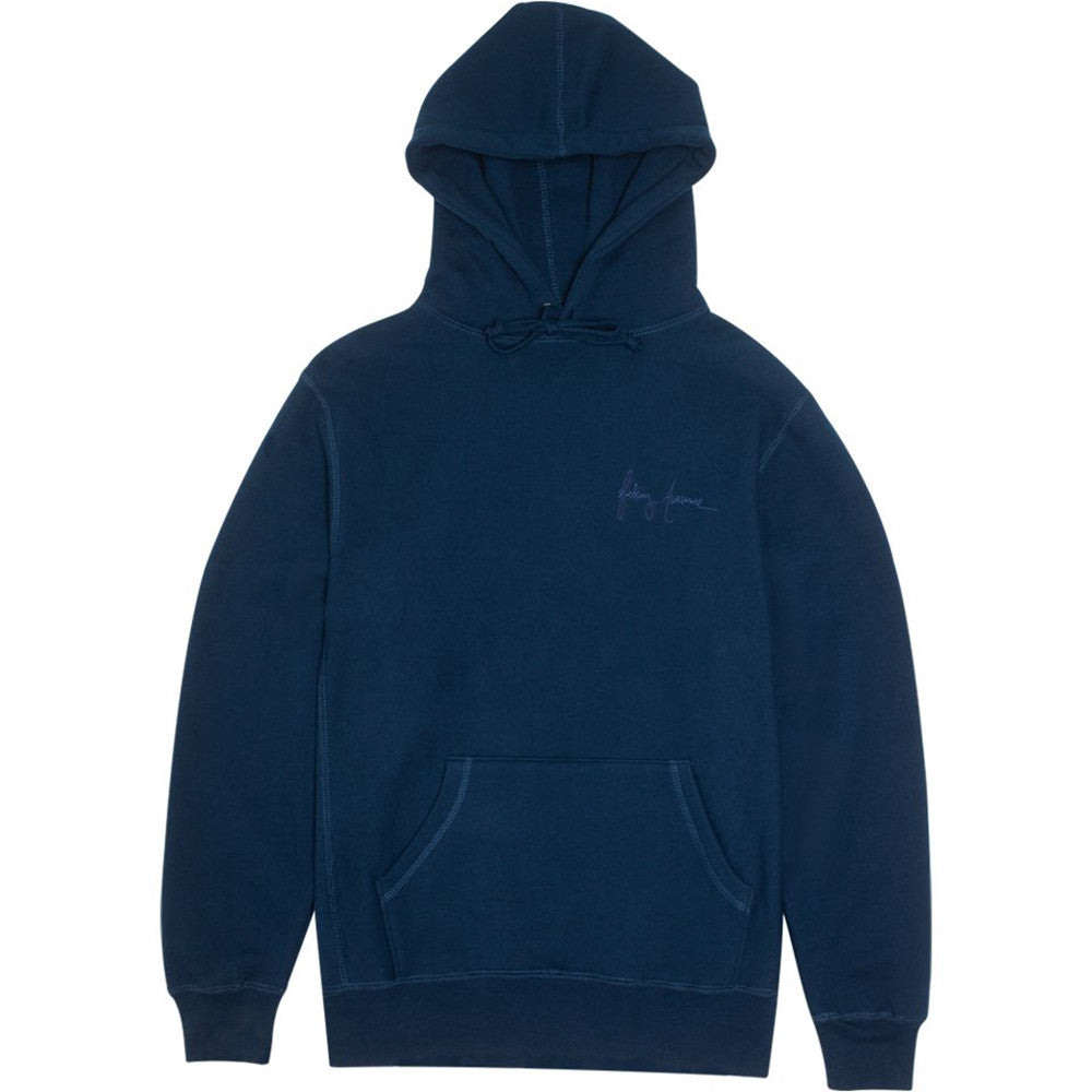 Fucking Awesome World Kid Hoodie Navy - Front