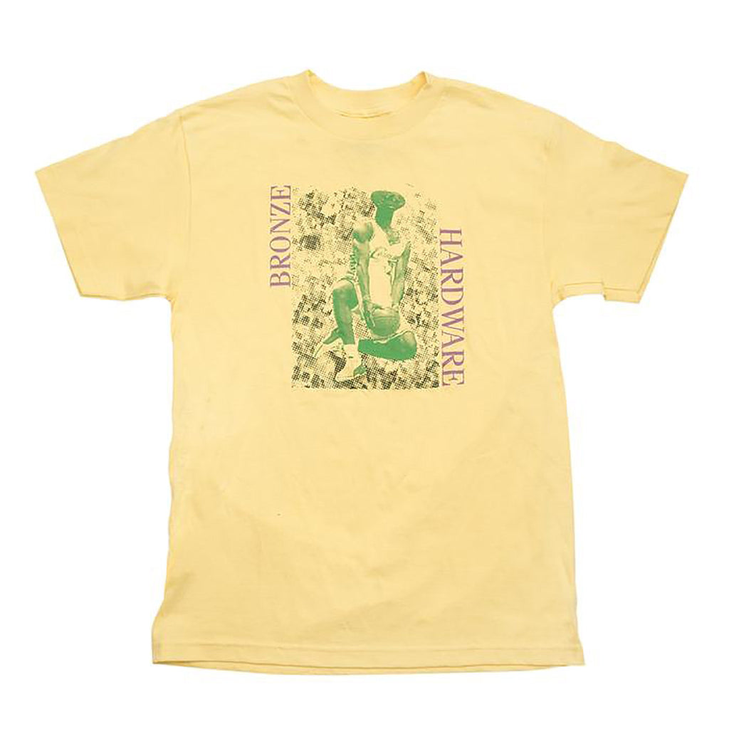 Bronze 56k Lebrunz T Shirt in Banana