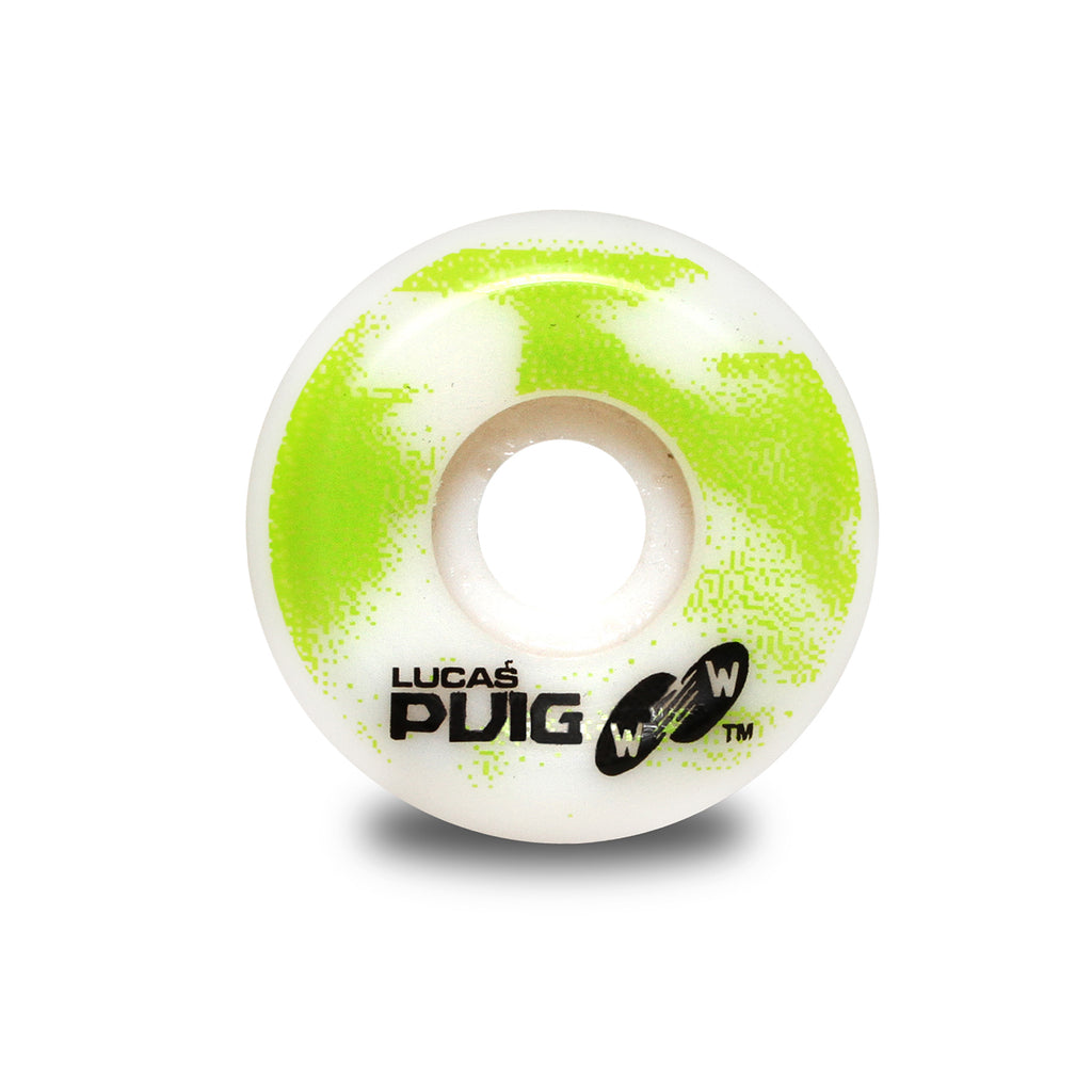 Wayward Wheels Lucas Puig Funnel Cut Wheels 52mm - Single