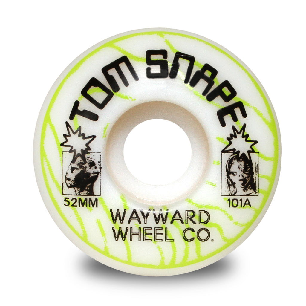 Wayward Wheels Tom Snape Classic Shape Wheels 52mm - Single