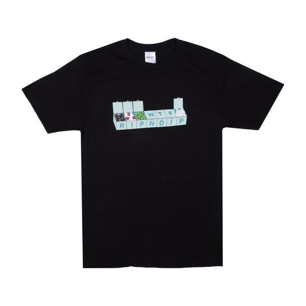 RIPNDIP Daily Dose T Shirt in Black