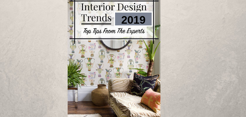 5 Biggest Interior Designing Predictions of 2019