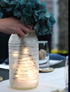How to Make Beautiful Frosted Glass Vase