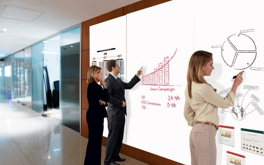 How Dry Erase Wall Paint is a Perfect Choice for the Workplaces