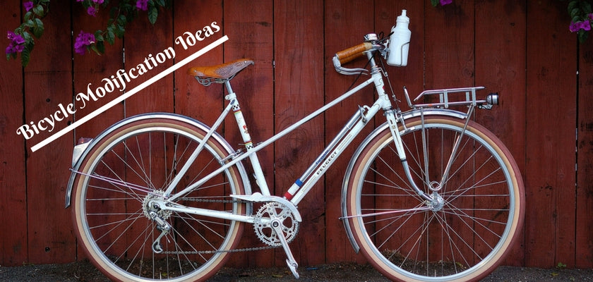 Awesome Bicycle Modification Ideas That Need To Be Seen