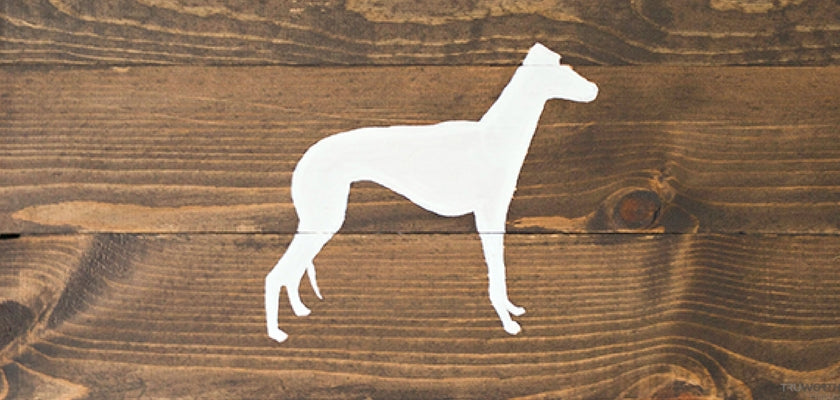 Dog Silhouette Wall Art: DIY Tips and Techniques