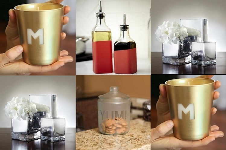 Awesome Glass Decoration Ideas - DIY Crafts