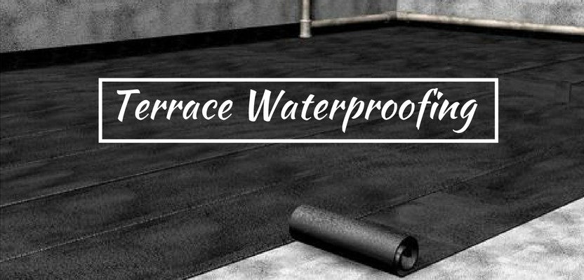 Waterproofing Treatment for Terrace