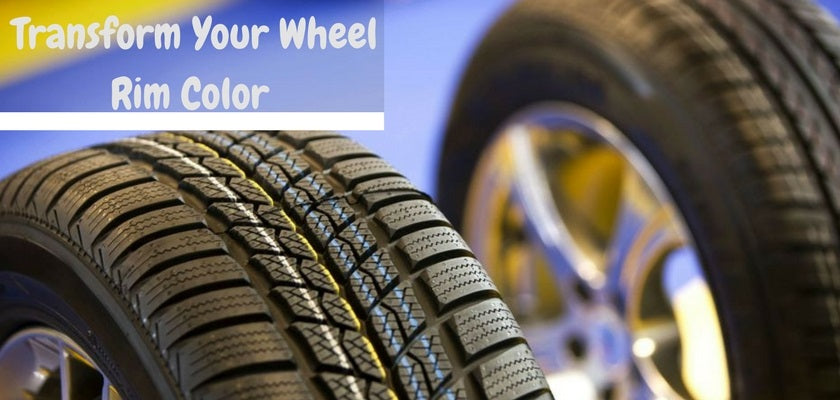 Transform Your Wheel Rim Color In Few Easy Steps