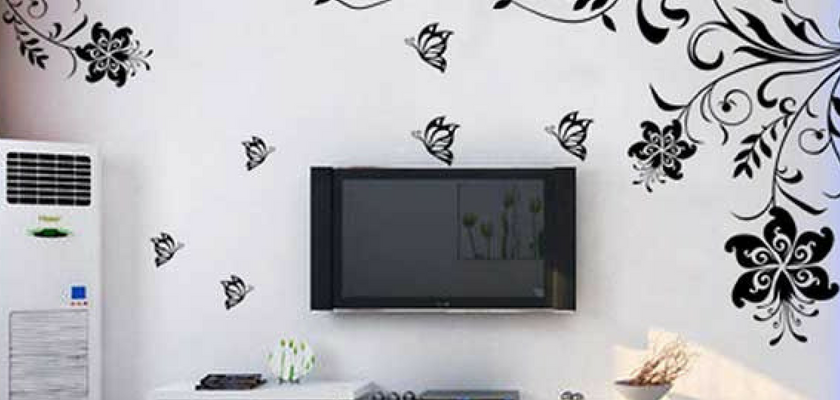 Creativity with Wall Stencils