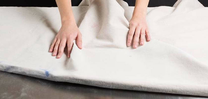 Lay Down a drop Cloth