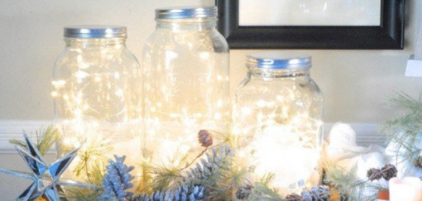 Magic with Mason Jars