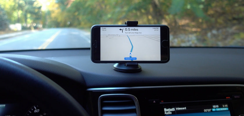 phone holders benefits in a car