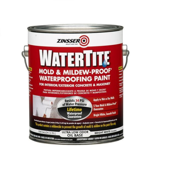 Rust-Oleum Watertite Mold Mildew-Proof Waterproofing Paint