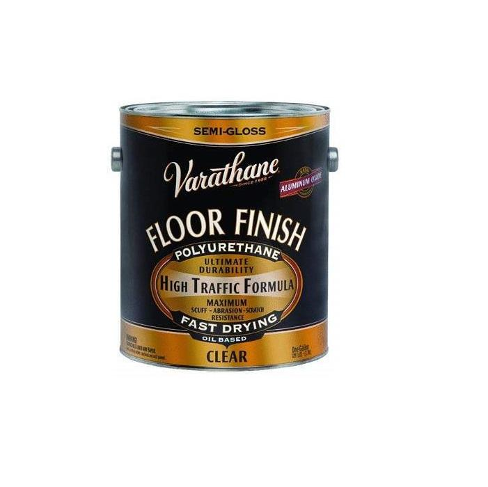 Rust-Oleum Varathane Floor Finish Polyurethane - Oil Based
