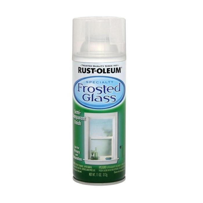 Rust Oleum Specialty Frosted Glass Spray Paint Truworth