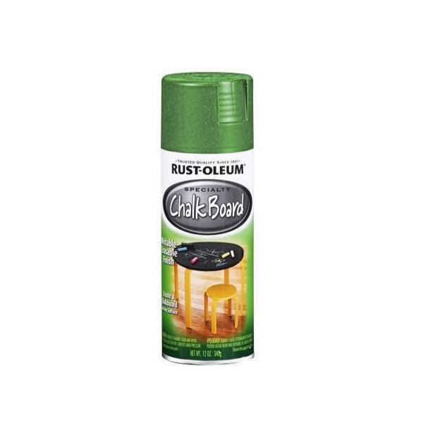 Rust-Oleum Chalkboard Spray Paint - Green - 312 Grams