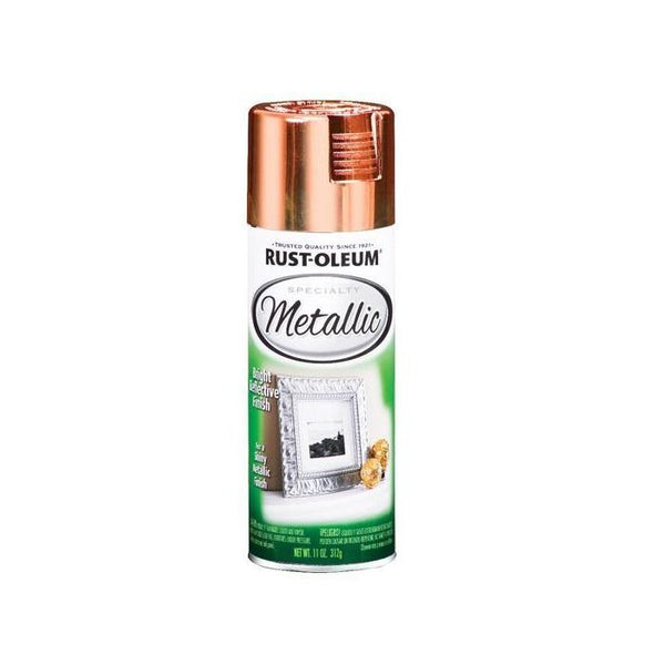 Rustoleum Specialty Metallic Spray Paint - Copper