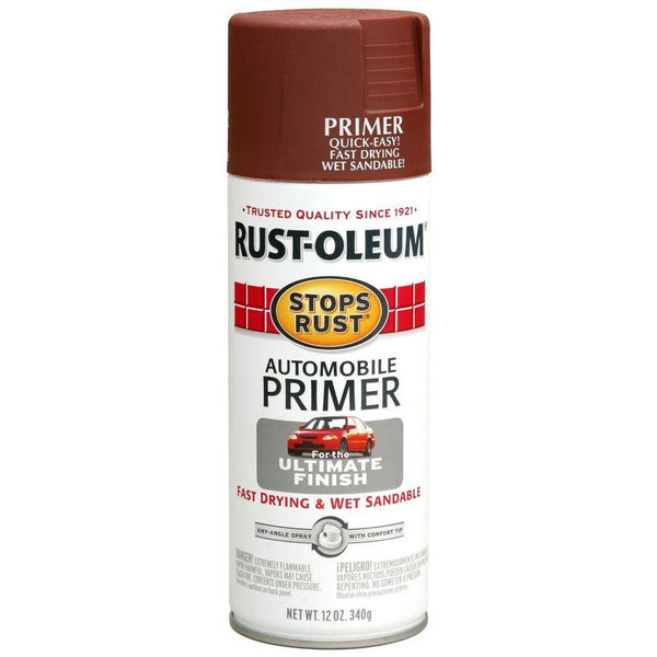 Rust-Oleum Stops Rust Automotive Primer Spray Paint