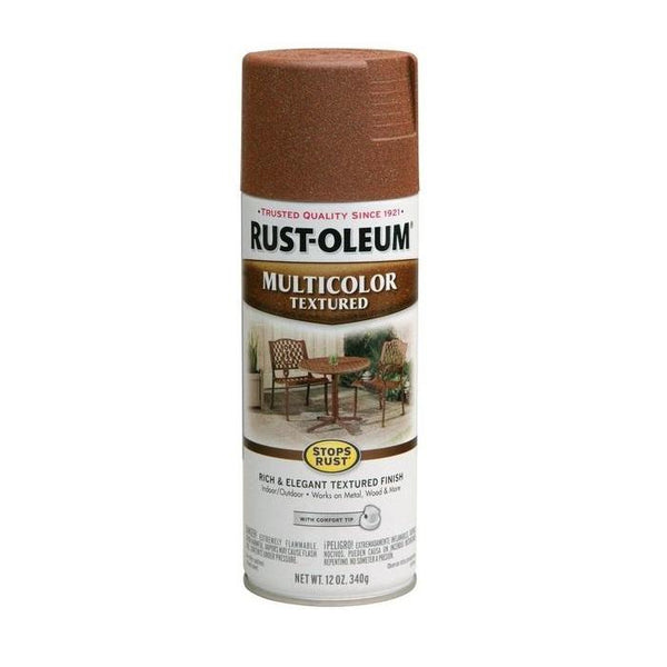 Rust-Oleum Stops Rust Textured Spray Paint - Sage - 340 Grams