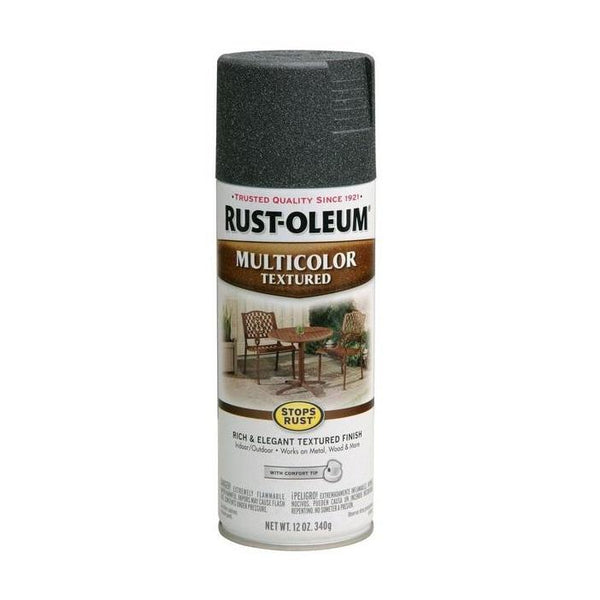 Rust-Oleum Stops Rust Multi-Textured Spray Paint - Desert Bisque - 340 Grams