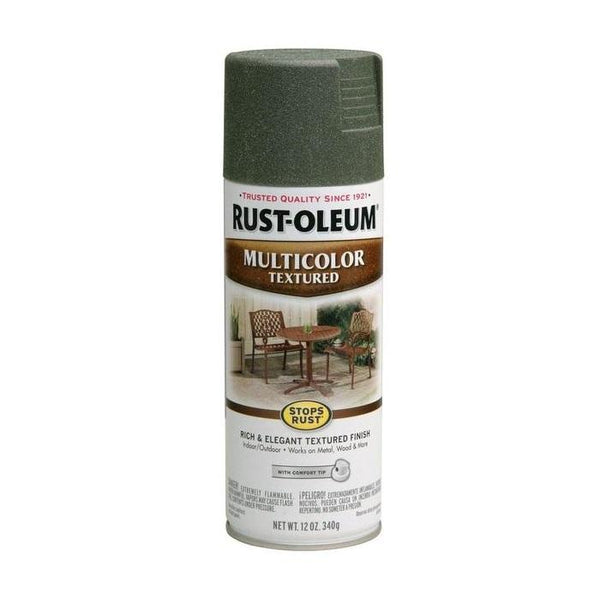 Rust-Oleum Stops Rust Multi-Textured Spray Paint - Aged Iron - 340 Grams