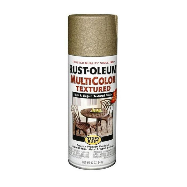 Rust-Oleum Stops Rust Multi-Textured Spray Paint - Sea Green - 340 Grams