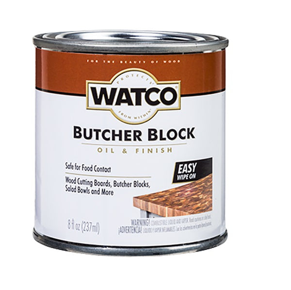 Rust-Oleum Watco Butcher Block Oil & Finish