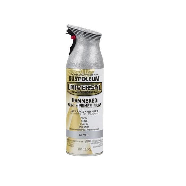Rust-Oleum Universal Hammered Spray Paint - Copper - 340 Grams