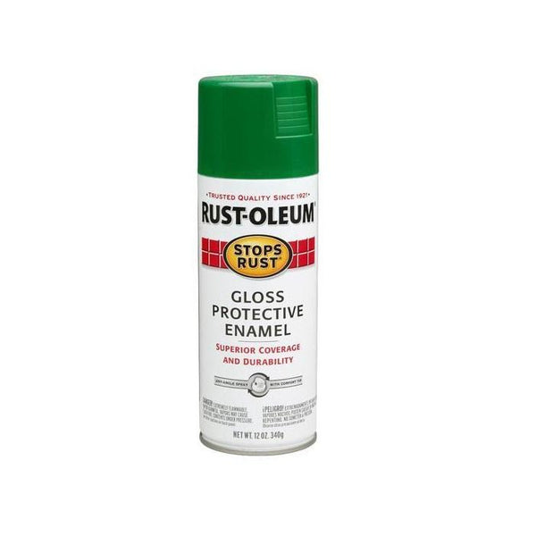 Rust-Oleum Stops Rust Enamel Touch Up Spray Paint - Gloss Cherry - 340 Grams