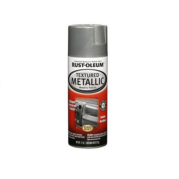 Rust-Oleum Automotive Textured Metallic Spray Paint - Graphite