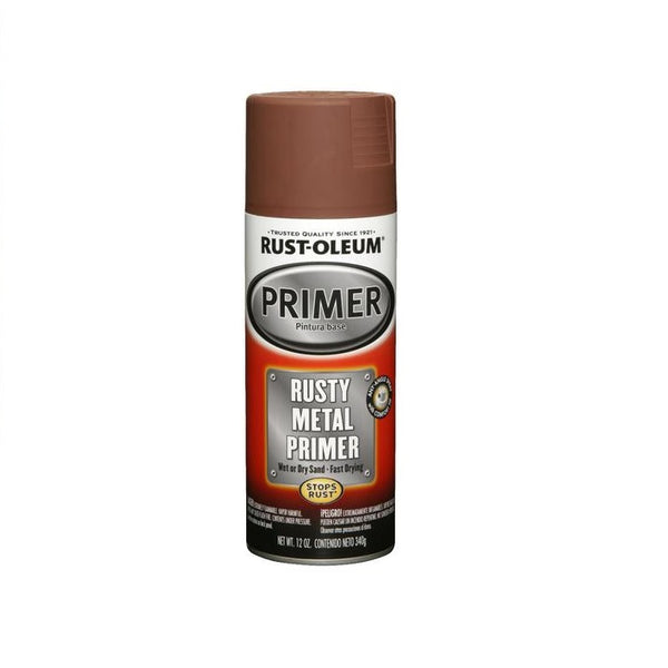 Rust-Oleum Automotive Rusty Metal Primer Spray Paint