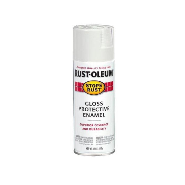 Rust-Oleum Stops Rust Enamel Touch Up Spray Paint - Gloss Night Tide - 340 Grams