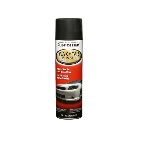 Rust-Oleum Automotive Wax And Tar Remover - Convinent Packings