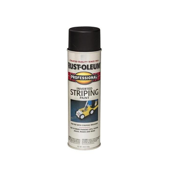 Rust-Oleum Professional Striping Spray Paint - Red - 510 Grams