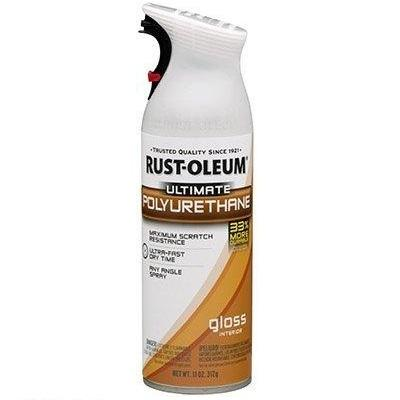 Rust-Oleum Ultimate Polyurethane Spray for Interior - Oil Based