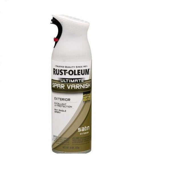 Rust-Oleum Ultimate Spar Vranish Spray - Spar Urethane Spray