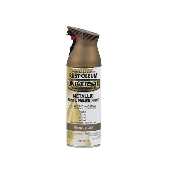 Rust-Oleum Universal Metallic Spray Paint - Aged Copper - 312 Grams