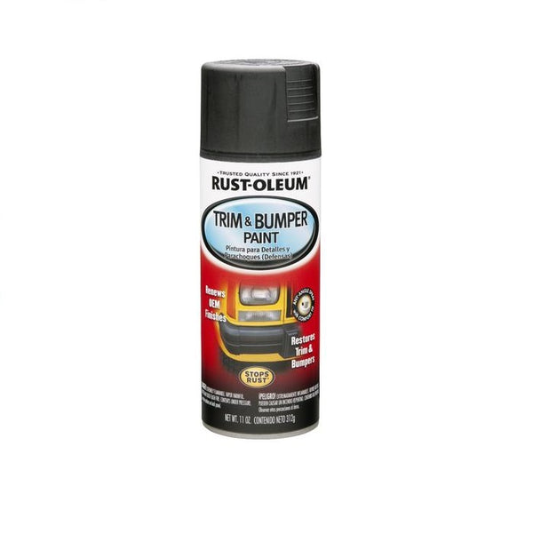 Rust-Oleum Automotive Trim and Bumper Spray Paint