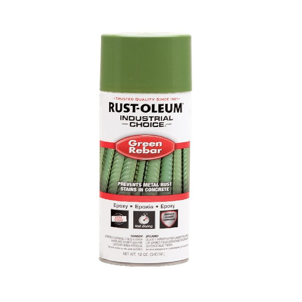 Rust-Oleum Industrial Choice SSPR Epoxy Green Rebar Epoxy Spray Paint