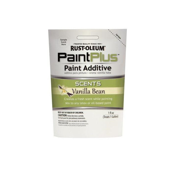 Rust-Oleum Paint Plus Paint Additive Scent - Vanilla Bean Scent