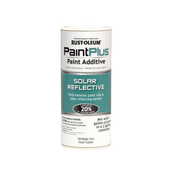 Rust-Oleum Paint Plus Paint Additive Solar Reflective