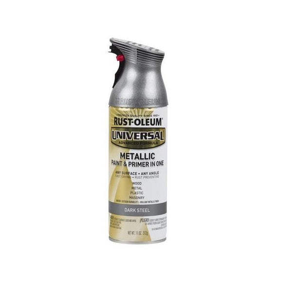 Rust-Oleum Universal Metallic Spray Paint - Antique Brass - 312 Grams