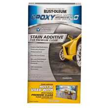 Rust-Oleum Epoxyshield Stain Additive for Premium Clear - Charcoal