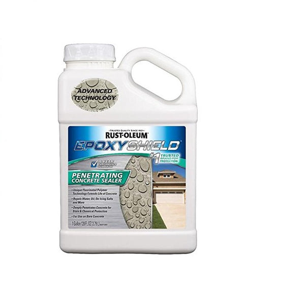 Rust-Oleum Epoxy Shield Penetrating Concrete Sealer