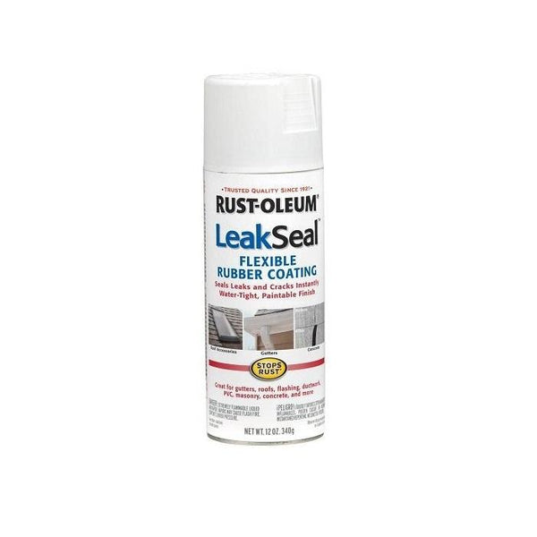 Rust-Oleum Leak Seal Water Leak Repair Spray - Clear - 312 Grams